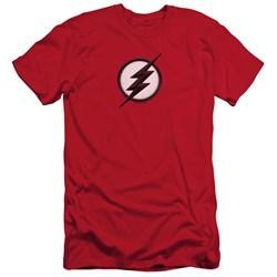 Flash - Mens Jesse Quick Logo Slim Fit T-Shirt