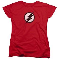 Flash - Womens Jesse Quick Logo T-Shirt