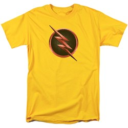 Flash - Mens Reverse Flash Logo T-Shirt