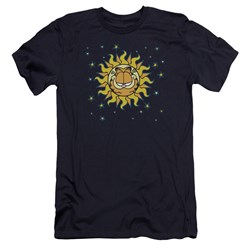Garfield - Mens Celestial Premium Slim Fit T-Shirt