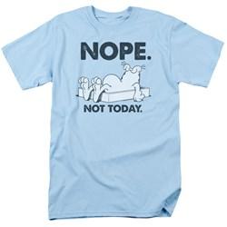 Garfield - Mens Nope T-Shirt