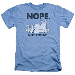 Garfield - Mens Nope Heather T-Shirt