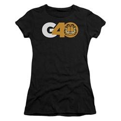 Garfield - Juniors G40 T-Shirt
