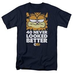 Garfield - Mens 40 Looks T-Shirt