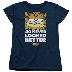 Garfield - Womens 40 Looks T-Shirt