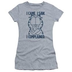 Garfield - Juniors I Complained T-Shirt