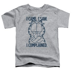 Garfield - Toddlers I Complained T-Shirt
