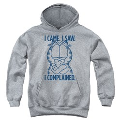 Garfield - Youth I Complained Pullover Hoodie