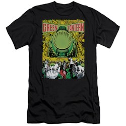 Green Lantern - Mens Gl #200 Cover Premium Slim Fit T-Shirt