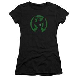 Dc - Juniors Gl Symbol Knockout Premium Bella T-Shirt