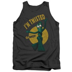Gumby - Mens Twisted Tank Top