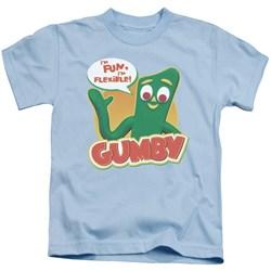 Gumby - Youth Fun & Flexible T-Shirt