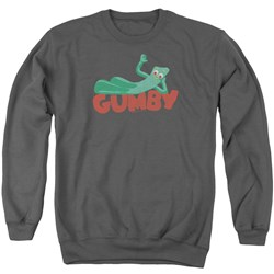 Gumby - Mens On Logo Sweater