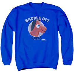 Gumby - Mens Saddle Up Sweater