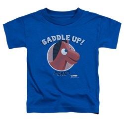 Gumby - Toddlers Saddle Up T-Shirt
