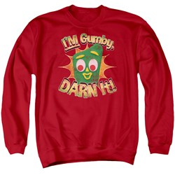 Gumby - Mens Darn It Sweater