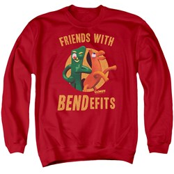 Gumby - Mens Bendefits Sweater