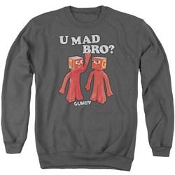 Gumby - Mens U Mad Bro Sweater