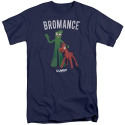 Gumby - Mens Bromance Tall T-Shirt
