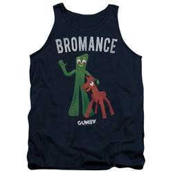 Gumby - Mens Bromance Tank Top