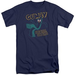 Gumby - Mens Bend There Tall T-Shirt