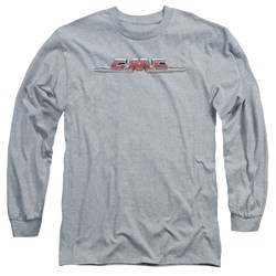 Gmc - Mens Chrome Logo Long Sleeve T-Shirt