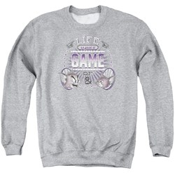 Tom And Jerry - Mens Life Is A Game Sweater