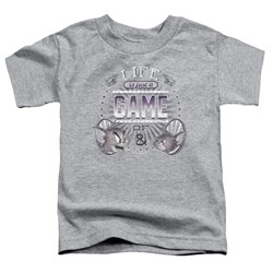 Tom And Jerry - Toddlers Life Is A Game T-Shirt