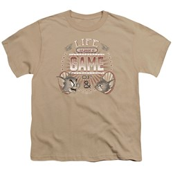 Tom And Jerry - Youth Life Is A Game T-Shirt