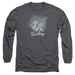 Tom And Jerry - Mens Classic Pals Long Sleeve T-Shirt
