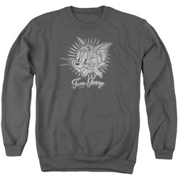 Tom And Jerry - Mens Classic Pals Sweater