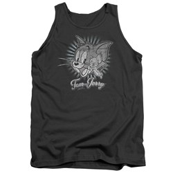 Tom And Jerry - Mens Classic Pals Tank Top