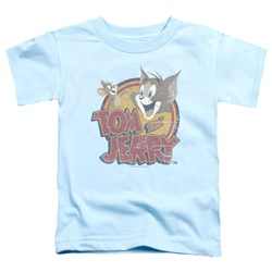 Tom And Jerry - Toddlers Water Damaged T-Shirt
