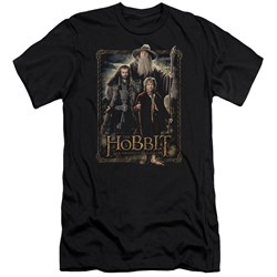 The Hobbit - Mens The Three Premium Slim Fit T-Shirt