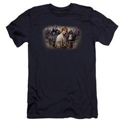 The Hobbit - Mens Hobbit Rally Premium Slim Fit T-Shirt