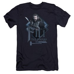 The Hobbit - Mens Fili Premium Slim Fit T-Shirt