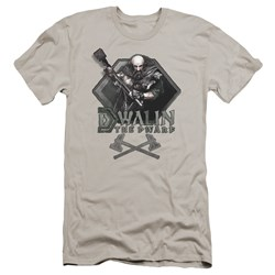 The Hobbit - Mens Dwalin Premium Slim Fit T-Shirt