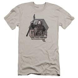 The Hobbit - Mens Gloin Premium Slim Fit T-Shirt