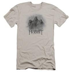 The Hobbit - Mens Three Trolls Premium Slim Fit T-Shirt