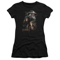 The Hobbit - Juniors Painting Premium Bella T-Shirt