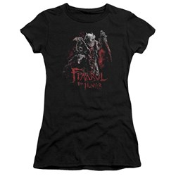 The Hobbit - Juniors Fimbul The Hunter Premium Bella T-Shirt