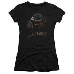 The Hobbit - Juniors Cauldron Premium Bella T-Shirt