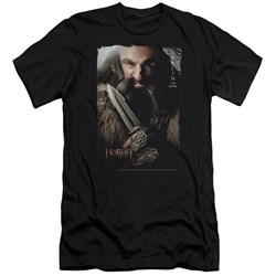 The Hobbit - Mens Dwalin Premium Slim Fit T-Shirt