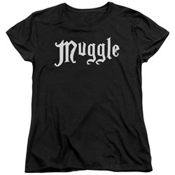 Harry Potter - Womens Muggle T-Shirt