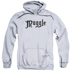 Harry Potter - Mens Muggle Pullover Hoodie