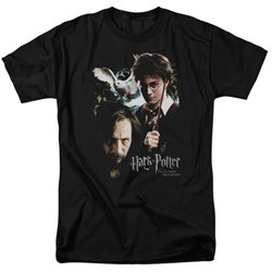 Harry Potter - Mens Harry And Sirius T-Shirt