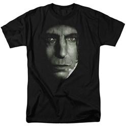 Harry Potter - Mens Snape Head T-Shirt