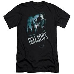 Harry Potter - Mens Bellatrix Full Body Slim Fit T-Shirt