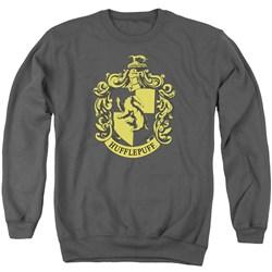 Harry Potter - Mens Hufflepuff Crest Sweater