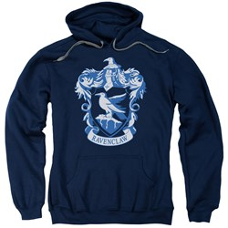 Harry Potter - Mens Ravenclaw Crest Pullover Hoodie